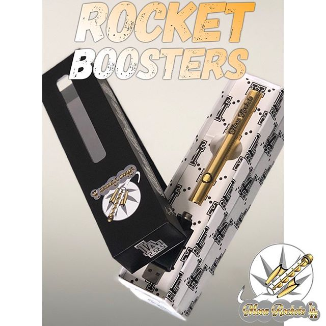 Moonrockets LA Vape Battery