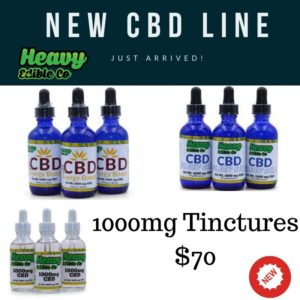 wee-delivery CBD line